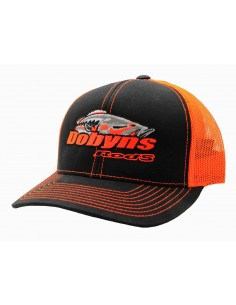 GORRA DOBYNS MICROREJILLA ORANGE