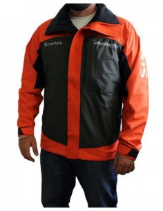 DOBYNS CHALLENGER JACKET ORANGE