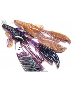 "XCITE Raptor Tail™ Jr. 4 "" MOLTEN CRAW"