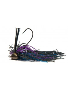 1/2 oz.- Buckeye Football Mop Jig