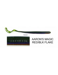 """5-1/2"""" - Roboworm Curly Tail Worm - 10Pk"""