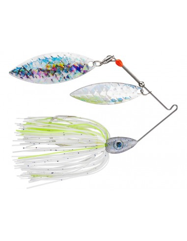 PULSATOR SHATTERED GLASS SPINNERBAIT...